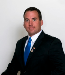 Jason Thigpen, candidate for the NC 3rd district
