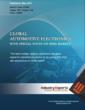 MarketResearch.com Report – Global Market for Automotive Electronics...