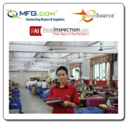 AsiaInspection et MFG.com proposent donc une combinaison de services parfaitement complémentaires pour une 'supply chain' efficace et plus sûre.