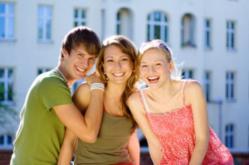Vibrant Family Smiles