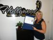 Hollywood Airbrush Tanning Academy's Latest Certified Technician...
