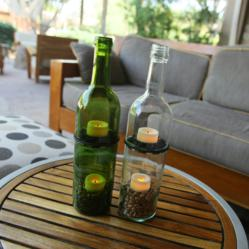 Refresh Glass Winebottles