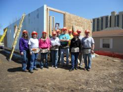 Barna, Guzy & Steffen participate in Habitat for Humanity