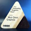 Muir Omni Graphics Receives 2013 SGIA Sustainability Recognition Award