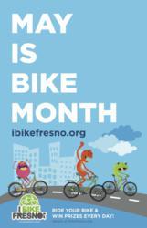 I Bike Fresno's 4th Annual Million Mile Challenge