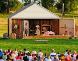 Experience being part of the Little House on the Prairie in De Smet, South Dakota.
