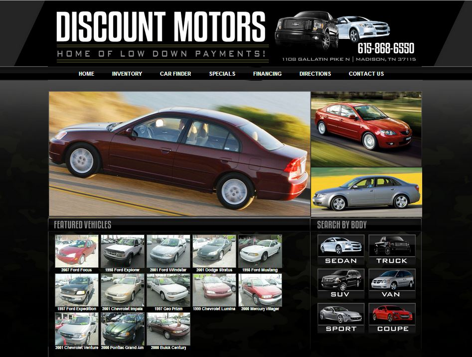 announces launch of new discount motors
