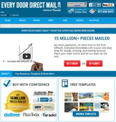 Every Door Direct Mail® Website