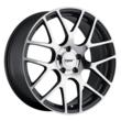 TSW Alloy Wheels - Nurburgring in Gunmetal with a mirror cut face