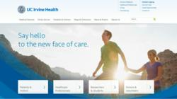 UC Irvine Health Website