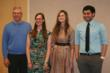 English, Communication and Theater Honor Societies Induct New Members...