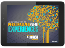 personalization and event experiences