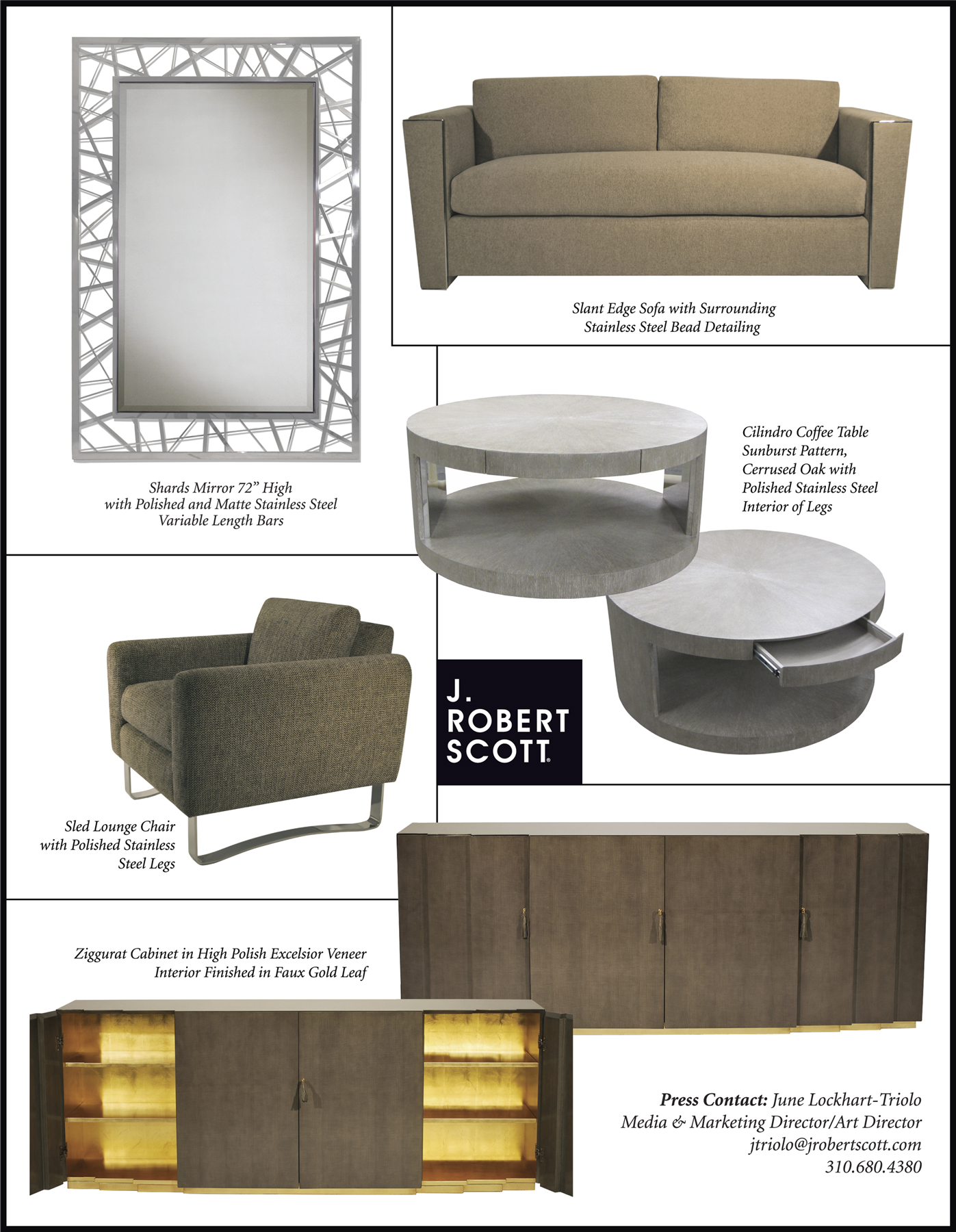 Charmant New Furniture From J. Robert Scott, Inc