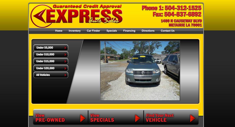 Xpress Auto Sales >> Express Auto Sales 2020 Best Car Reviews