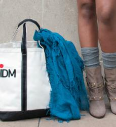 Paying for College : FIDM Tote