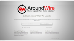 AroundWire Announces Early Sign-Up