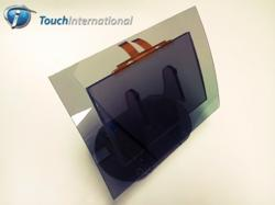 Curved Touch Screen - Touch International