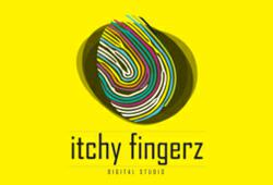 Itchy Fingerz website by Off-Road studios.