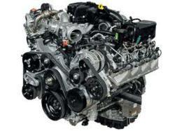 Used Diesel Truck Engine