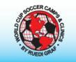 World Cup Soccer Camps & Clinics Announces New Schedule of its Soccer Camps
