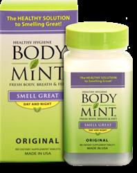 Body Mint Deodorant