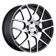 TSW Alloy Wheels - Nurburgring in Gunmetal