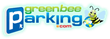 PHL airport parking reviews show Greenbee Parking (@greenbeeparking) as a preferred service provider