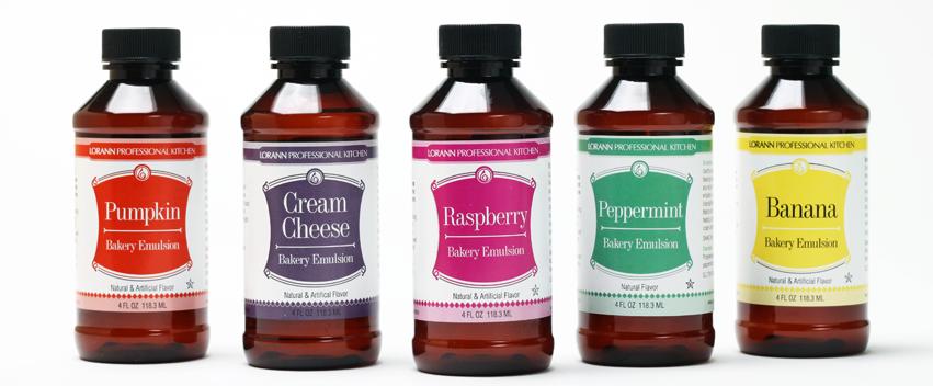Lorann Oils Adds 5 New Emulsion Flavors Announces Spring