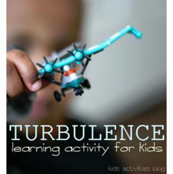 turbulence on a plane