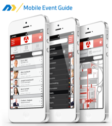 mobile event app, conference app, trade show app