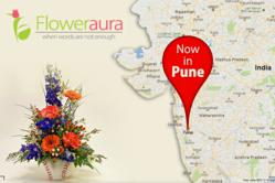 Now Send Flowers To India Through FlowerAura