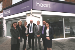 haart estate agents has opened its second branch in East London