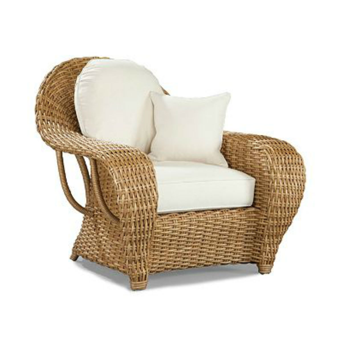Natural Wicker Furniture Images