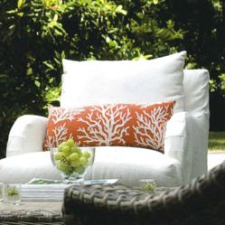 slipcovered outdoor furniture made in the USA