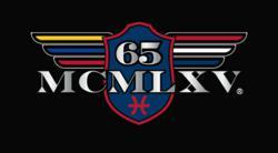65 MCMLXV logo