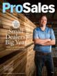 PROSALES 100 Reveals Marked Upturn for the Biggest Construction Supply...