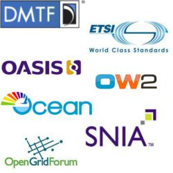 DMTF, ETSI, OASIS, OCEAN, OGF, OW2 and SNIA join to organize Cloud Interoperability Week
