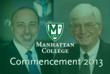 Manhattan College Announces 2013 Commencement Speakers