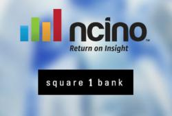 nCino Expands Customer Base with Square 1 Bank