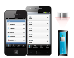 Unitech Barcode Scanner Integration