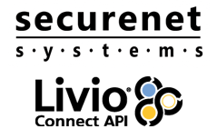 Securenet Systems partners with Livio Connect