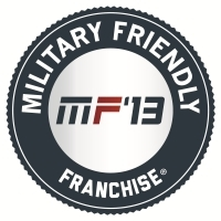 Military Friendly Franchise Logo