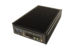 LPC-480FS Fanless Mini PC - Front View