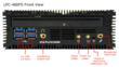 LPC-480FS - Front Layout
