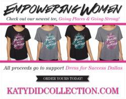 Katydid Dress for Success