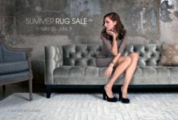 Caravan's Summer Rug Sale