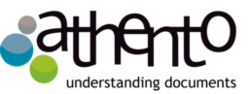 Document Capture Software: Athento Capture Logo