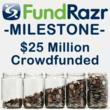 25 Amazing Crowdfunding Stories Highlight FundRazr's $25 Million Milestone