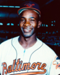 Fred Valentine, Former Switch-hitting Outfielder for the Baltimore...