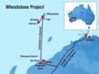 Wheatstone Project site, Western Australia